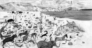 Laube_Wehrle_Die grosse Flut-Genesis 1-8