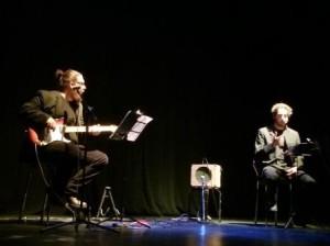 Stefano Zaninello e Luca Chieregato