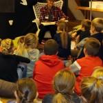lettura a bambini